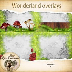 Wonderland overlays