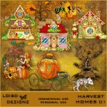 Harvest Homes - CU/PU