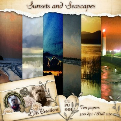Sunsets and seascapes