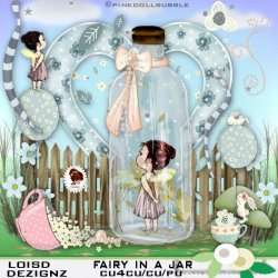 Fairy In A Jar - CU4CU
