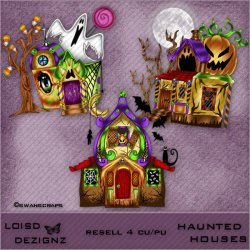 R4R - Haunted Houses