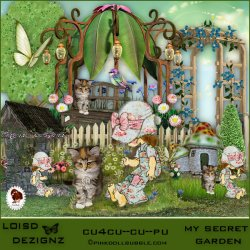 My Secret Garden - cu4cu/cu/pu