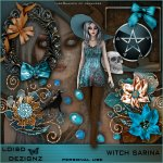 Witch Sarina - Personal Use