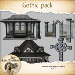 Gothic pack