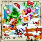 CU Vol. 571 Winter Christmas